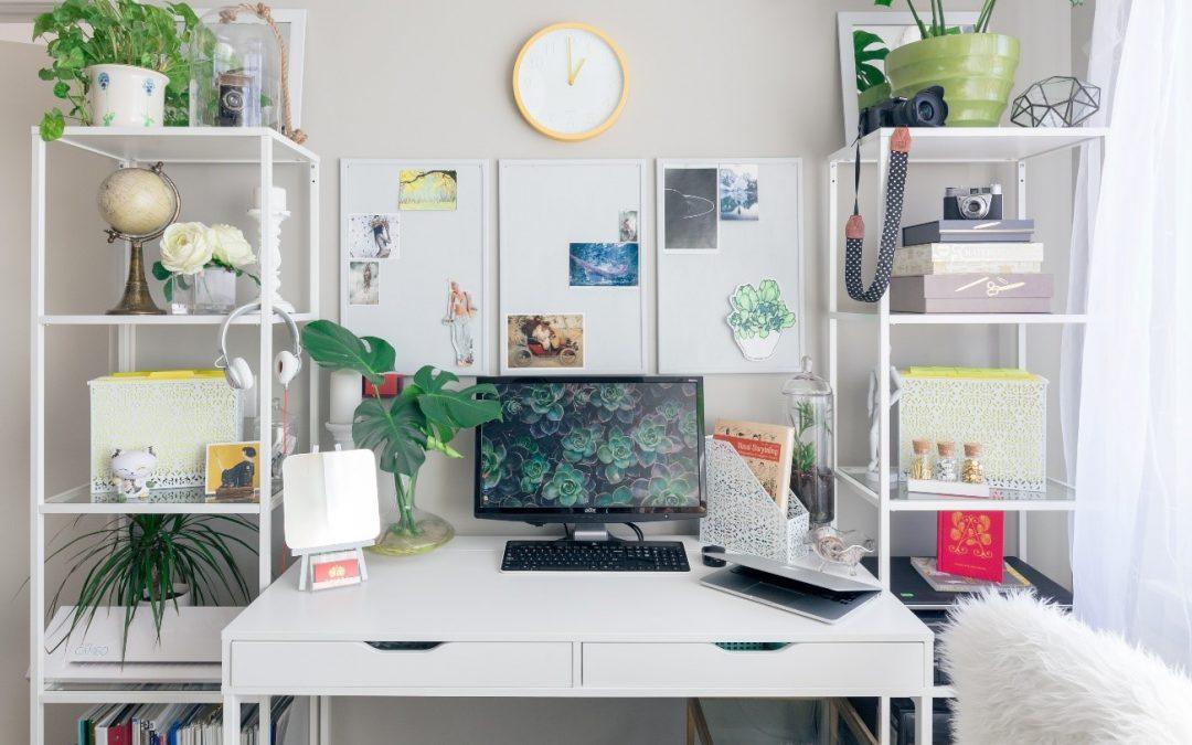 Teletrabajando… ¿Estás preparado?  5 recomendaciones básicas para trabajar desde casa.