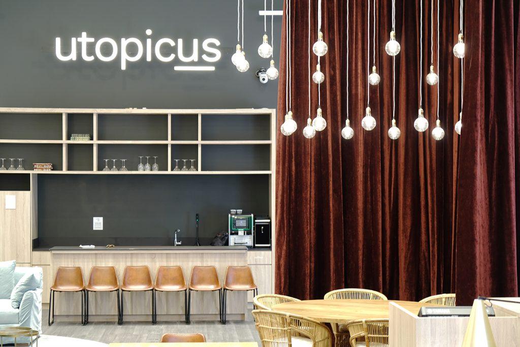 Utopicus interiorismo
