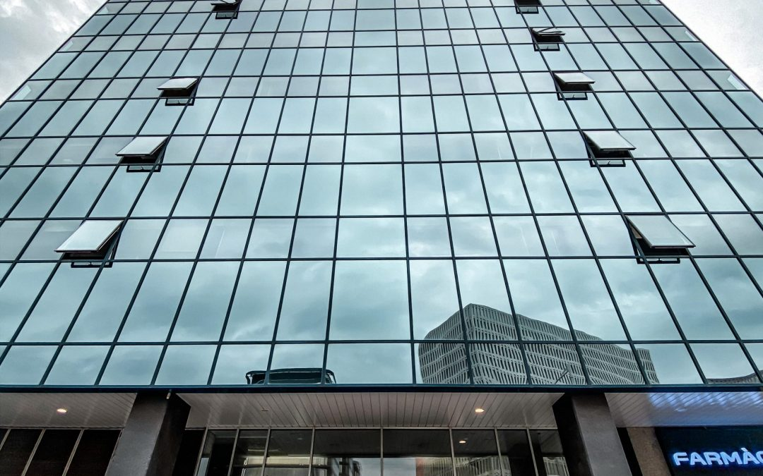 Reforma de 7 plantas de oficinas en Torre BCN